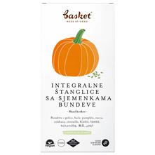 Basket Integralne štanglice sa sjemenkama bundeve 100 g