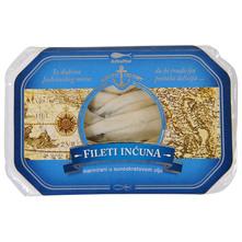 ArbaMar Fileti inćuna marinirani u suncokretovom ulju 75 g