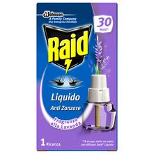 Raid Tekućina za električni aparatić lavanda 21 ml