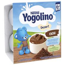 Nestlé Yogolino Desert s kakaom 400 g (4x100 g)