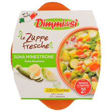 Dimmidisi Minestrone Juha od povrća i mahunarki 620 g