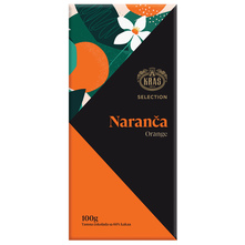 Kraš Selection Čokolada naranča 100 g
