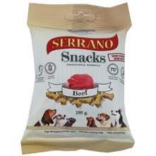 Serrano Poslastica za pse govedina bez glutena 100 g