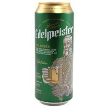 Edelmeister Pilsener pivo 0,5 l