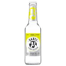 Barts Hard Seltzer Gazirano alkoholno piće sa okusom limete limuna đumbira 275 ml