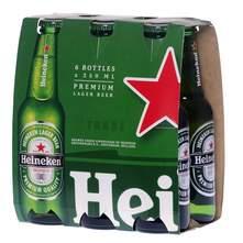 Heineken svijetlo pivo 6x0,25 l