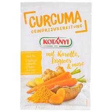 Kotanyi Kurkuma s mrkvom, đumbirom i dodatnim začinima 20 g