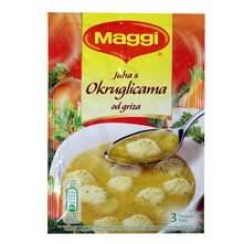 Maggi juha s okruglicama od griza 50 g