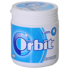 Orbit Žvakaća guma peppermint 84 g