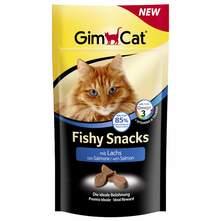 GimCat Fishy Snacks Poslastica za mačke losos 35 g