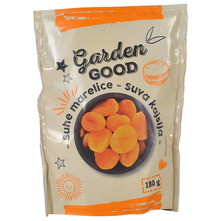 Garden Good Suhe marelice 180 g