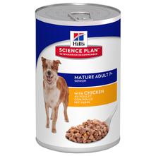 Hill's Mature Adult 7+ Hrana za pse piletina 370 g