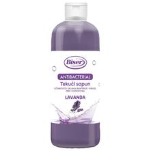 Biser Antibacterial Tekući sapun lavanda 1 l