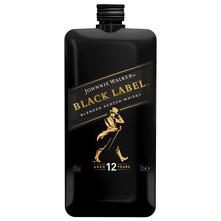Pocket Johnnie Walker Black Label Blended scotch whisky 0,2 l