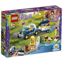 Lego Stephanien buggy s prikolicom
