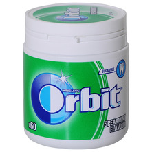 Orbit Žvakaća guma spearmint 84 g
