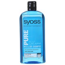 Syoss Pure Volume Micellar šampon 500 ml