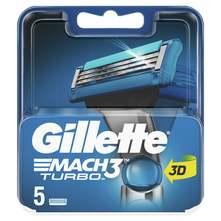 Gillette Mach 3 Turbo Zamjenske britvice 5/1