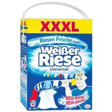 Weißer Riese Universal Deterdžent 5,85 kg=90 pranja