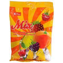 K Plus Mix Bomboni tvrdi punjeni 400 g