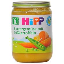 Hipp Kašica miješano povrće sa slatkim krumpirom bio 190 g