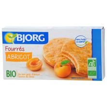 Bjorg Keks od pšeničnog brašna s okusom marelice 175 g