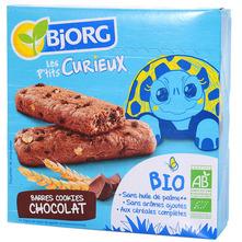 Bjorg Les P'tits Curieux Dječji keksići čokolada eko 140 g