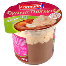 Ehrmann Grand Dessert lješnjak 190 g