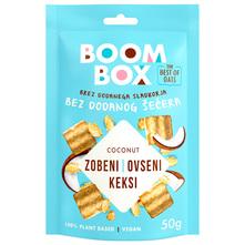 Boom Box Zobeni keksi s kokosom 50 g