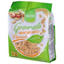 Naturel Granola Crunchy muesli kikiriki 350 g