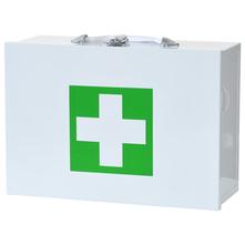 Medicinski metalni ormarić za prvu pomoć