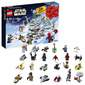Lego Star Wars adventski kalendar