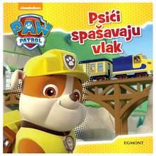 Paw Patrol-Psići spašavaju vlak
