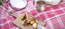 Pikantna pileća krilca s roštilja