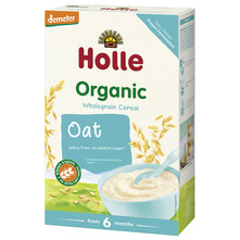 Holle Organic Instant pahuljice od integralne zobi eko 250 g