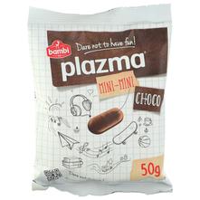 Bambi Plazma Mini-Mini Keks choco 50 g