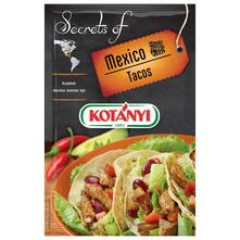 Kotanyi Secrets of Mexico Tacos Dodatak jelima 40 g
