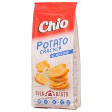 Chio Krekeri sea salt & onion 90 g