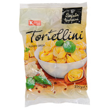 K Plus Tortelini punjeni sirom 250 g