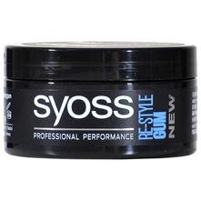Syoss Re-style Gum Krema za kosu 100 ml