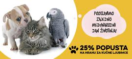 Proslavimo Međunarodni dan zaštite životinja!