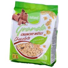 Naturel Granola Crunchy Muesli čokolada 350 g