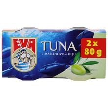 Eva Tuna u maslinovom ulju 2x52 g