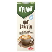 O'plant Napitak od zobi barista bez dodanog šećera 1 l