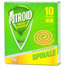 Pitroid Spirale protiv komaraca 10/1