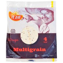 Itza Multigrain Tortilje 4x25 cm 250 g