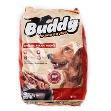 Buddy Hrana za pse govedina, perad, povrće 3 kg