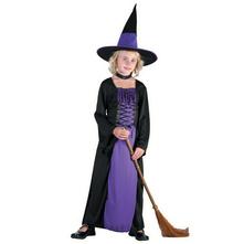 Mala vještica Kostim, M (7-9 g, 120-130 cm)