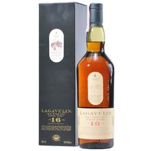 Lagavulin 16 YO Single Malt Scotch Whisky 0,7 l