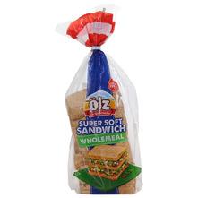 Ölz Super soft Sandwich integralni 750 g